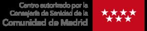 Centro autorizado por Consejería de Sanidad Madrid